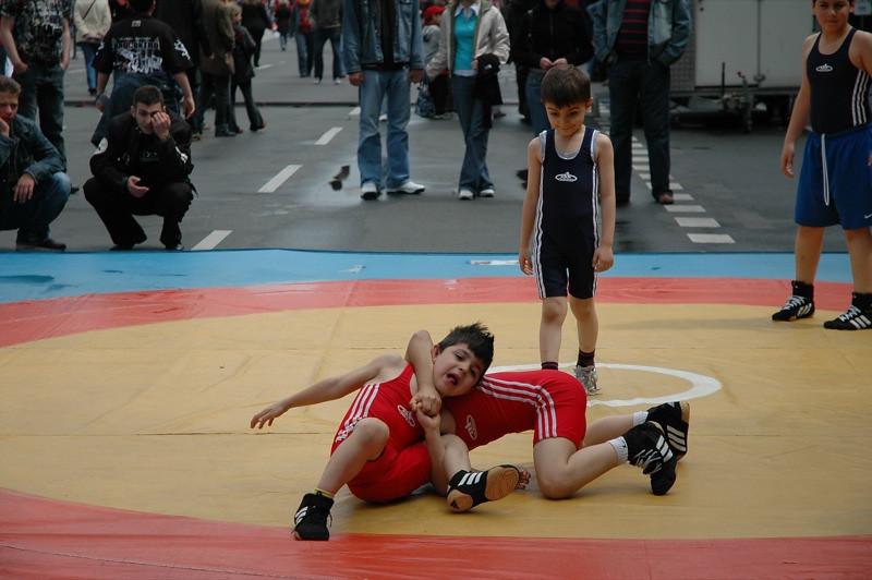 Wrestling - Berlin, Germany