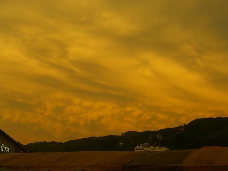 Storm Clouds - Phuket, Thailand