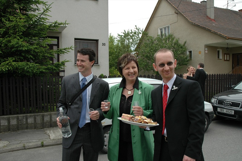 Wedding Guests - Trencin, Slovakia