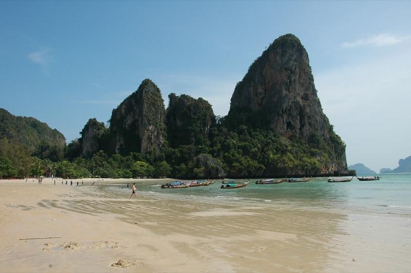 Low Tide - Rai Leh, Thailand