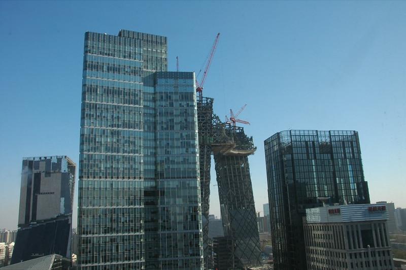 Beijing Skyscrapers - Beijing, China