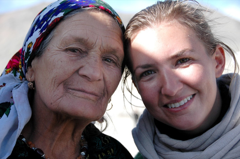 Women, Young and Old - Murghab, Tajikistan