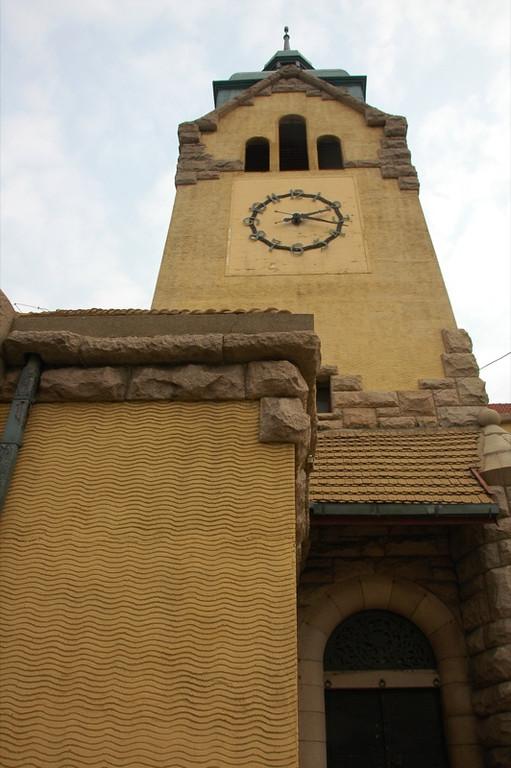 German Protestant Church in Qingdao, China