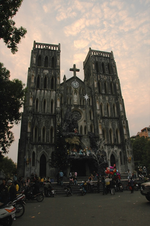 Vietnamese Church - Hanoi, Vietnam