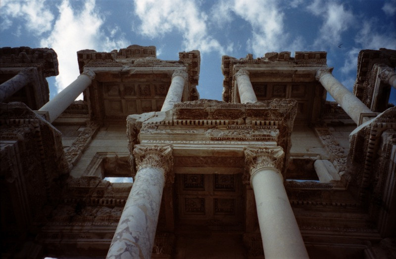 Ancient Roman City - Ephesus, Turkey