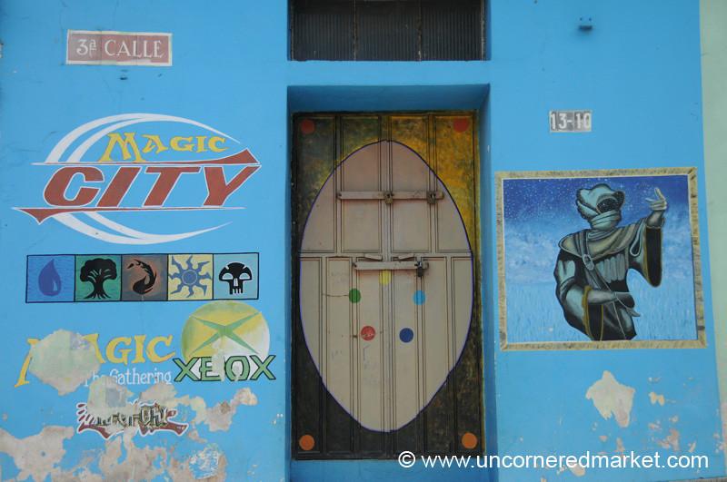 Magic City - Xela, Guatemala