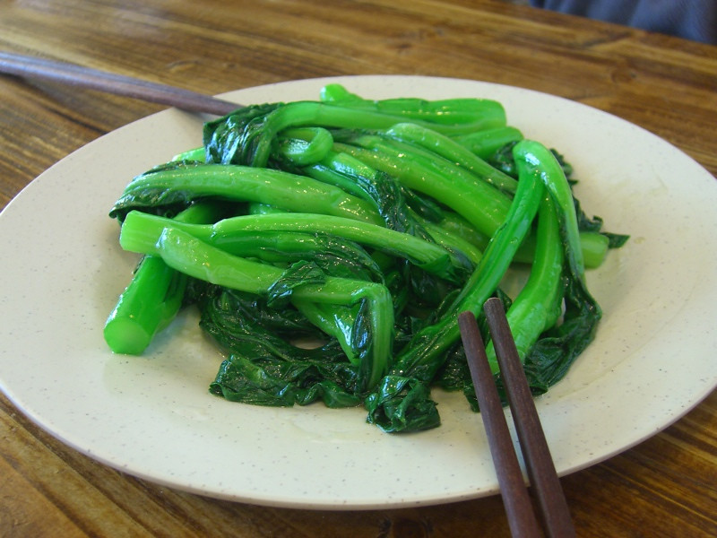 Chinese Stir-Fried Veggies - Beijing, China
