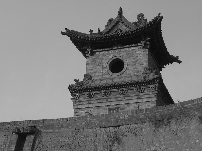 Classic Pingyao Tower - Pingyao, China