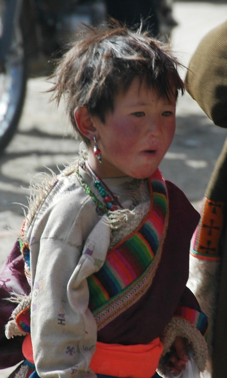 Little Tibetan - Xiahe, China