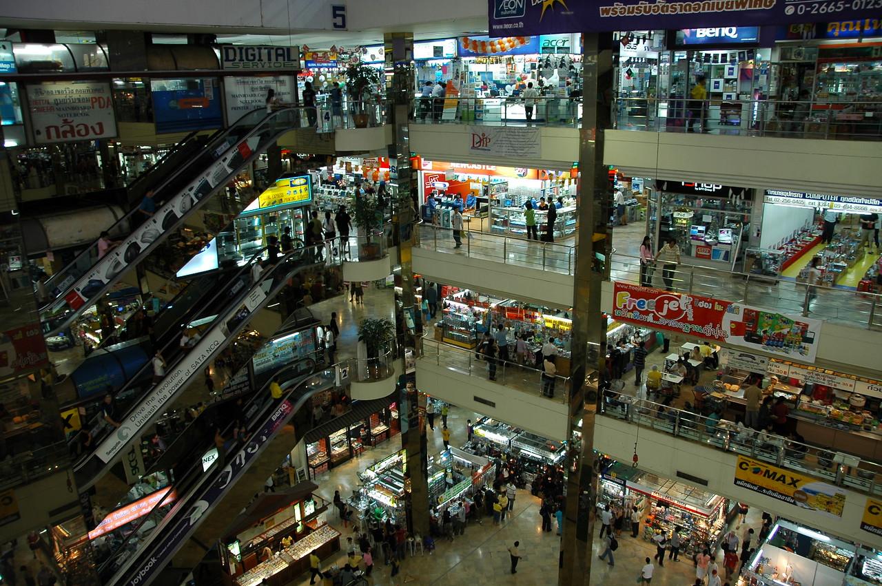 Panthip Plaza - Bangkok, Thailand