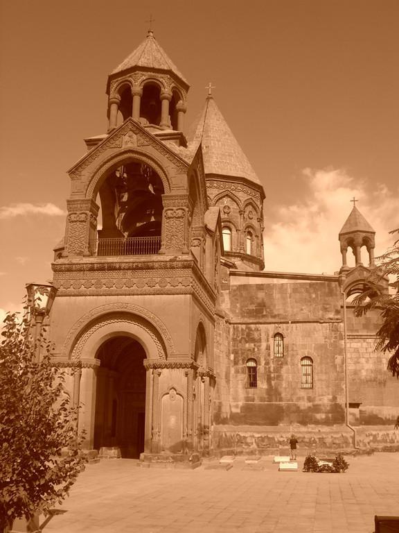 Mayr Tacher -  Yerevan, Armenia