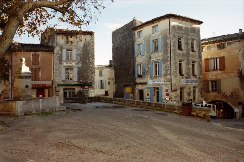 Sleepy French Village - Ginestas, France