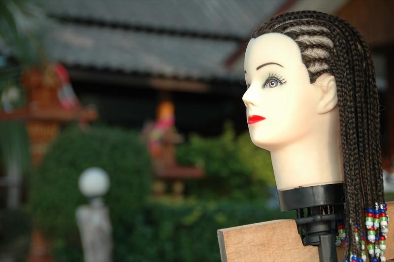 Hair Braids - Haad Yao, Thailand