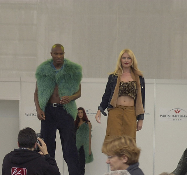 Fashion Show - Vienna's Rathausplatz