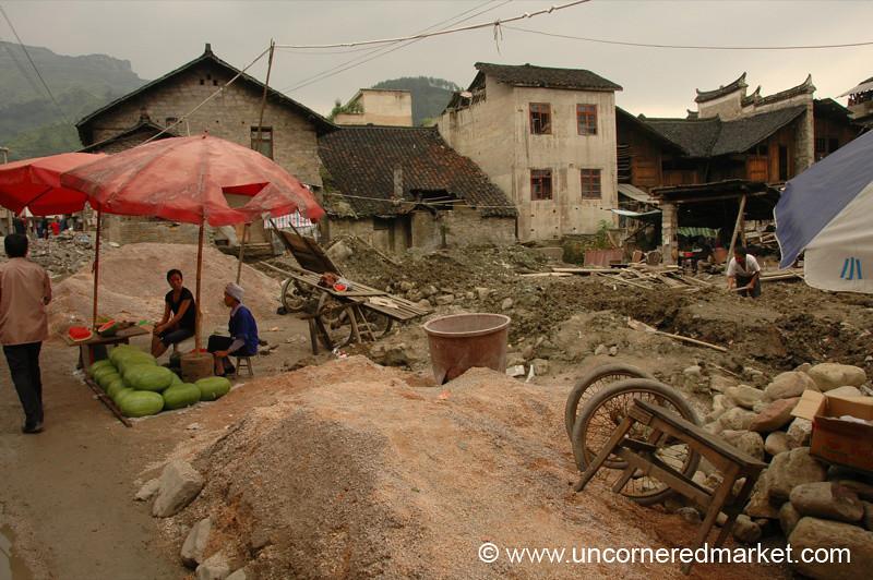 Traditional Houses, Chong'an - Guizhou Province, China