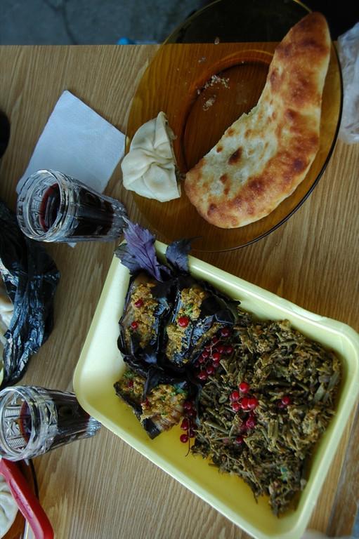 Picnic Food - Tbilisi, Georgia