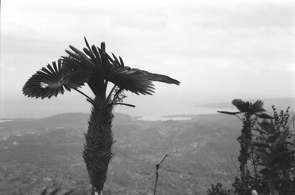 Aerial View - Baracoa, Cuba