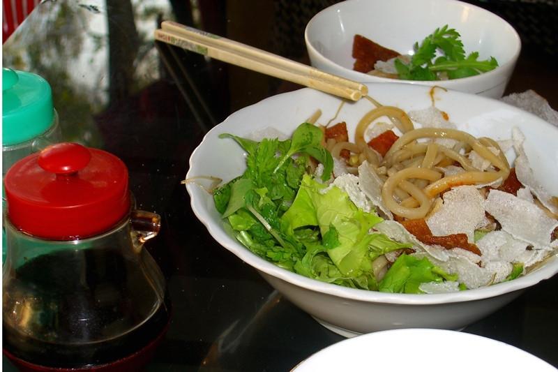 Cao Lau - Hoi An, Vietnam