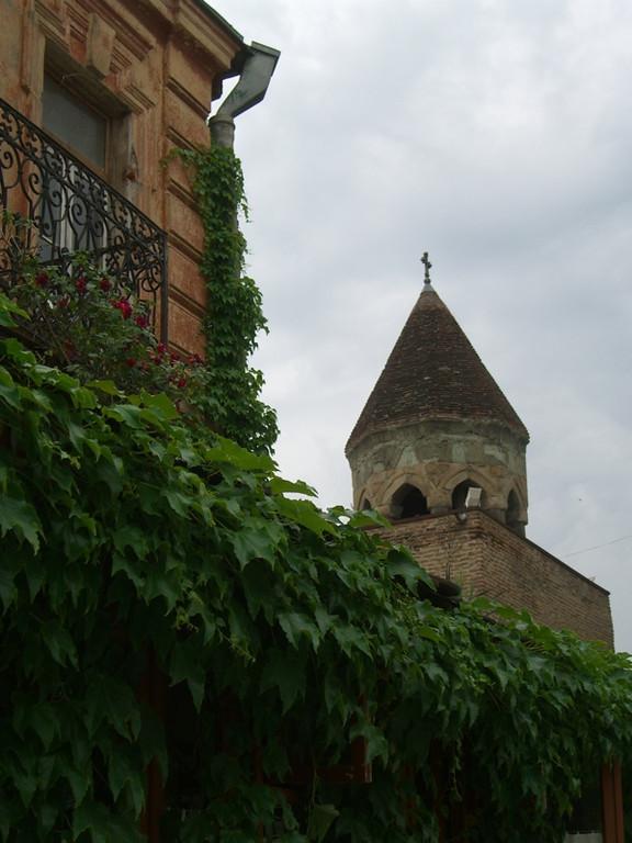 Anchiskhati Basilica - Tbilisi, Georgia