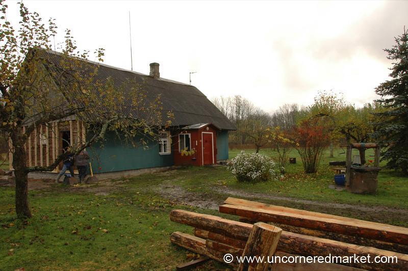 Country Living - Haeska, Estonia