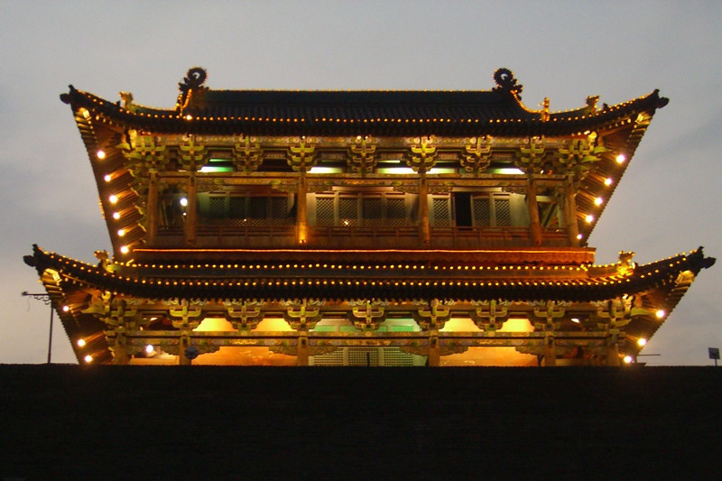 Chinese Pagoda - Pingyao, China