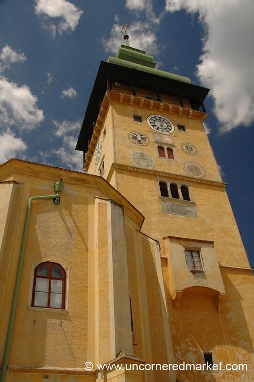 Retz Town Hall - Austria