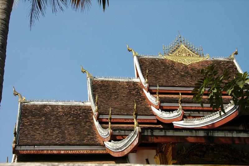 Rooftop - Luang Prabang, Laos