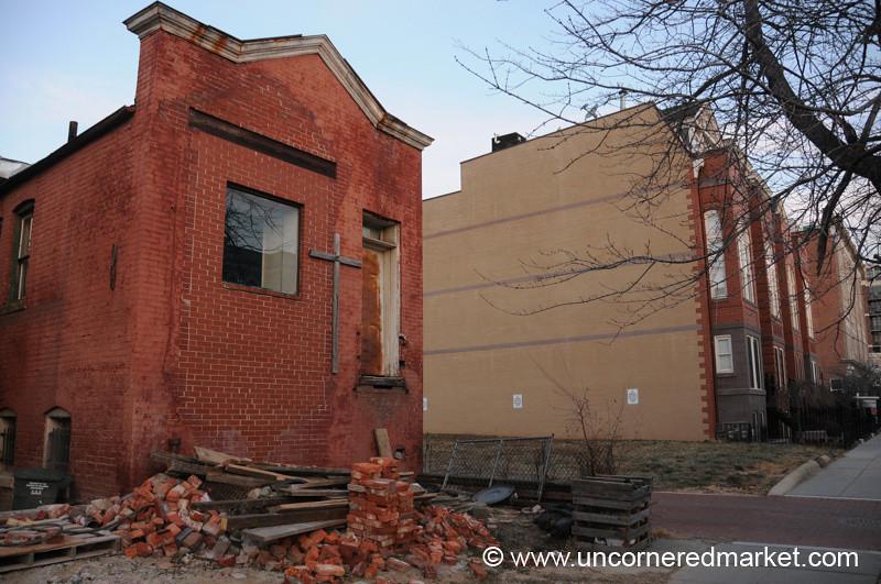 Church Ruins - Washington DC, USA