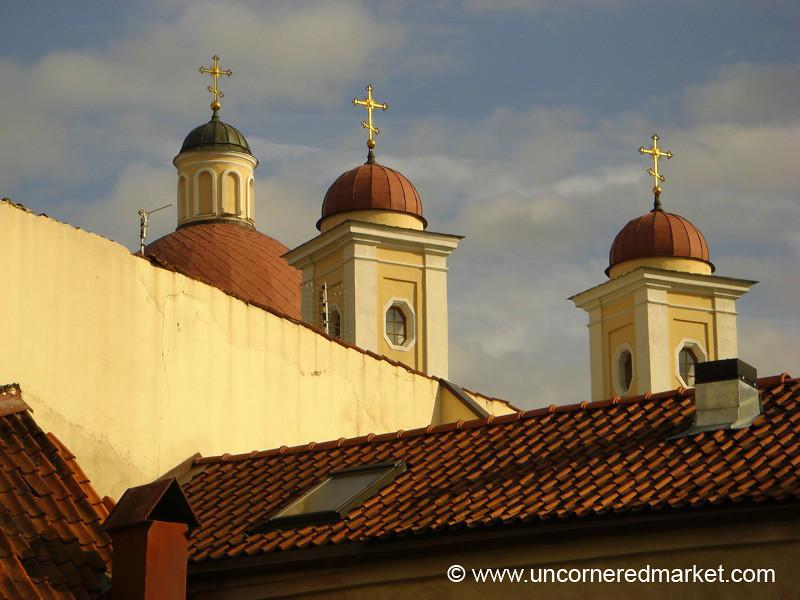Orthodox Church of Holy Spirit - Vilnius, Lithuania