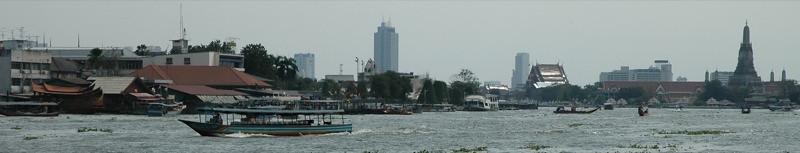 Bangkok Skyline - Bangkok, Thailand