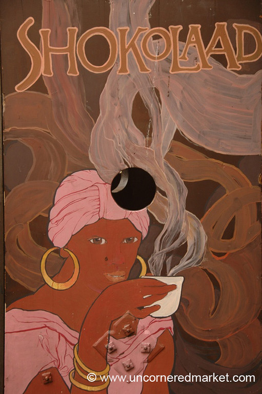 Hot Chocolate, Art Nouveau - Tallinn, Estonia