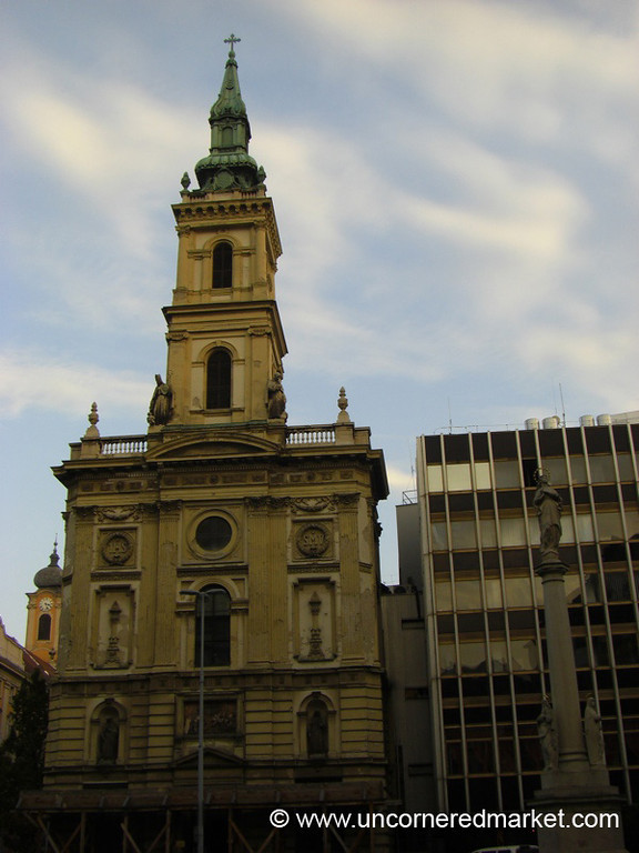 Budapest Church - Hungary