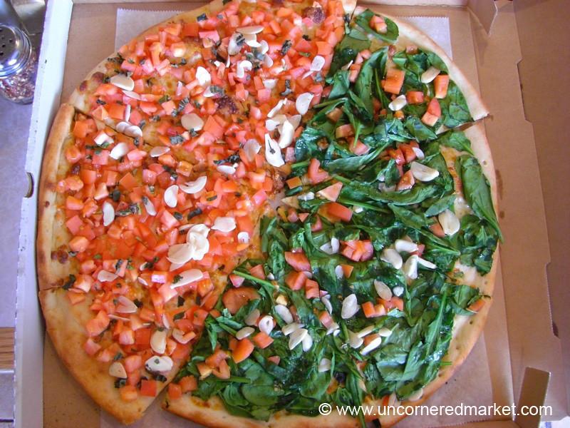 Gourmet Pizza - Fort Lauderdale, Florida