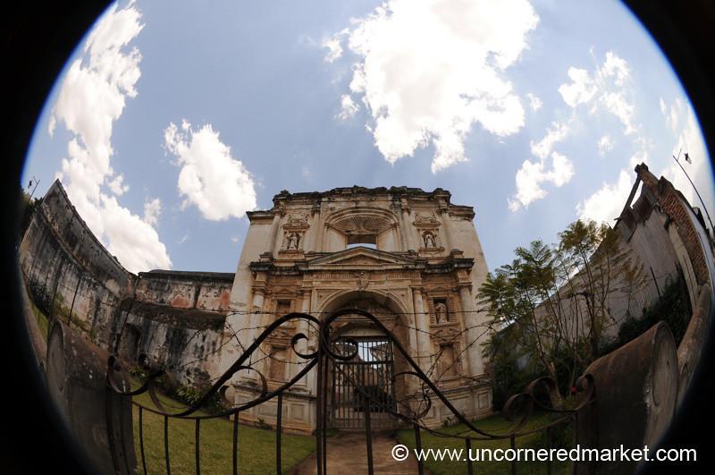 Church Ruins - Antigua, Guatemala