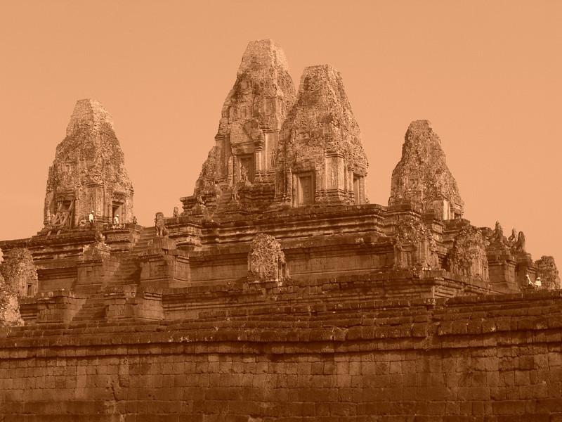 Pre Rup Temple - Angkor, Cambodia