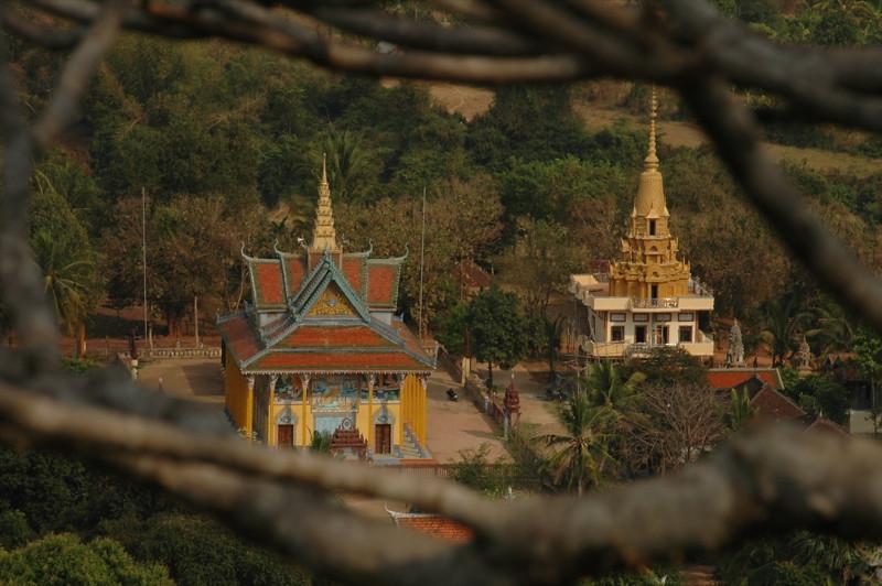 New Temples - Battambang, Cambodia