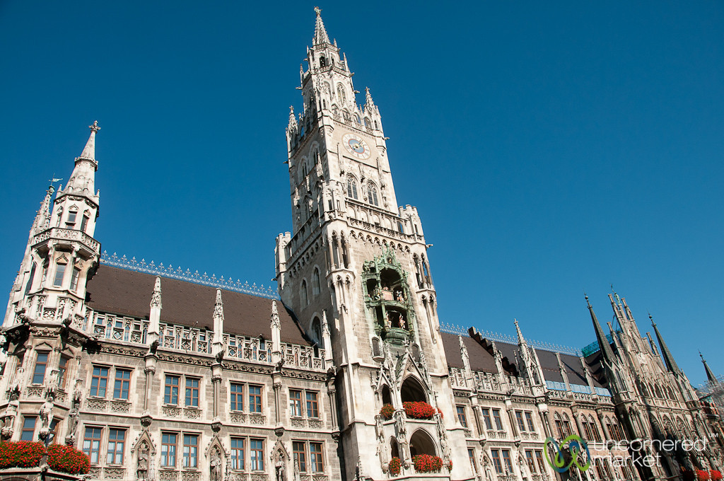 Munich Neues Rathaus - Bavaria, Germany