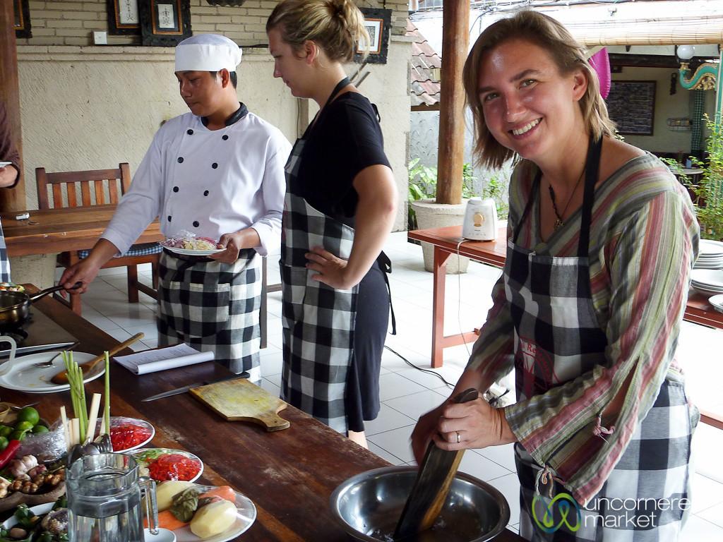 Cooking Class for Balinese Food - Ubud, Bali