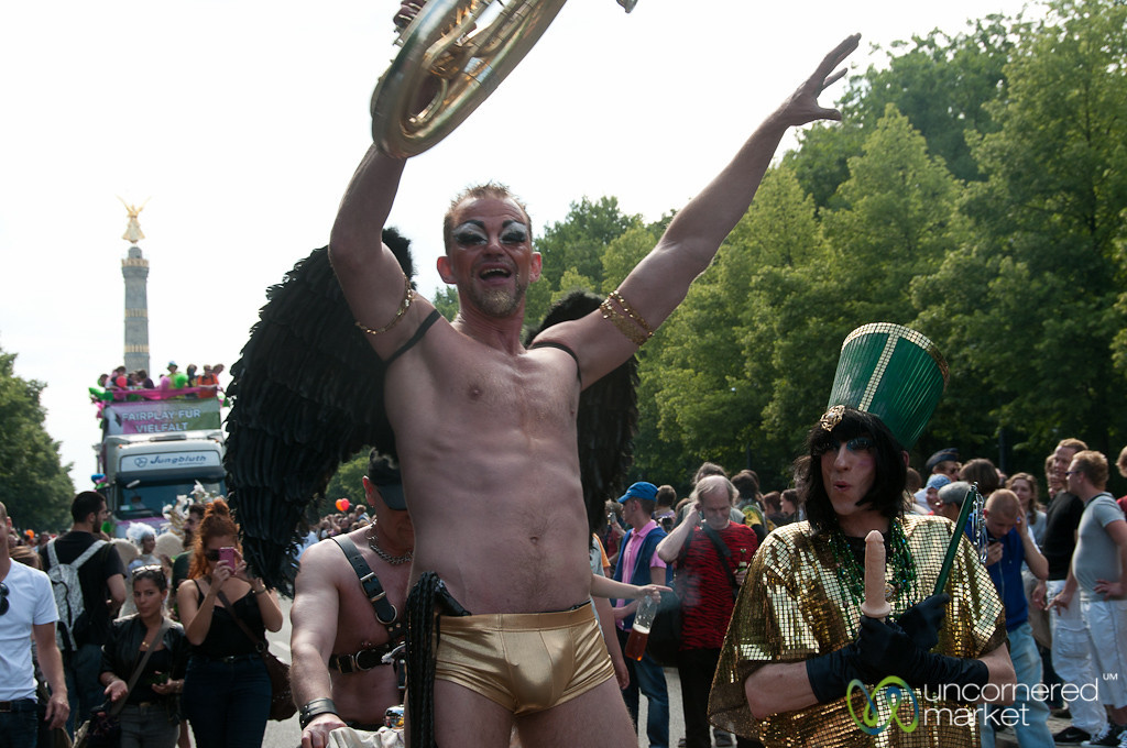Favorite Costume at Gay Pride Parade - Berlin, Germany