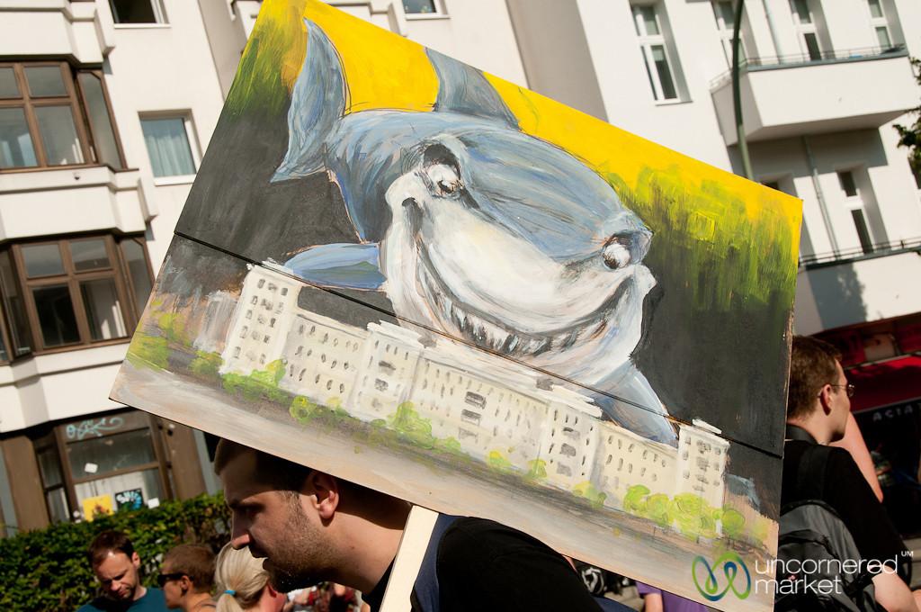 Greedy Real Estate Developers - Friedrichshain, Berlin