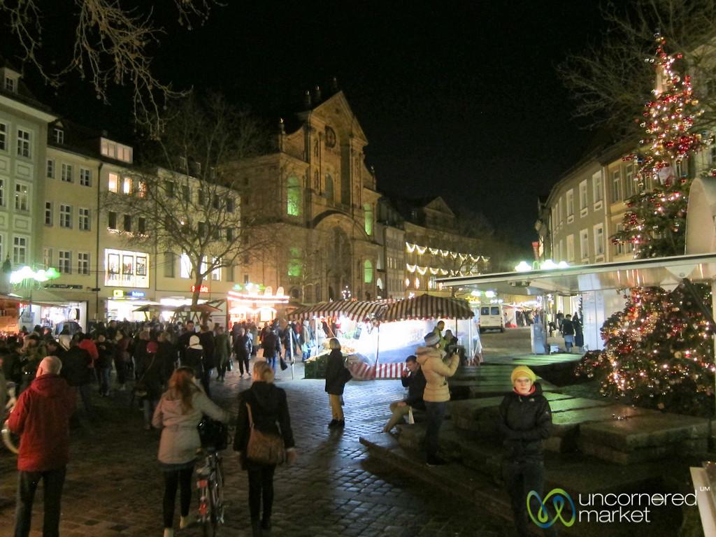 Bamberg Christmas Market - Bavaria, Germany