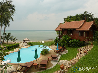 Our Cute Little Beach House - Koh Samui, Thailand