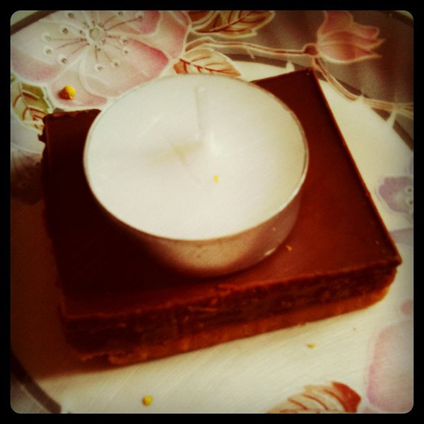 Birthday cake. Berlin.