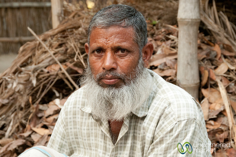 Bangladeshi Man - Hatiandha, Bangladesh