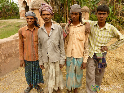 Manual Laborers - Puthia, Bangladesh
