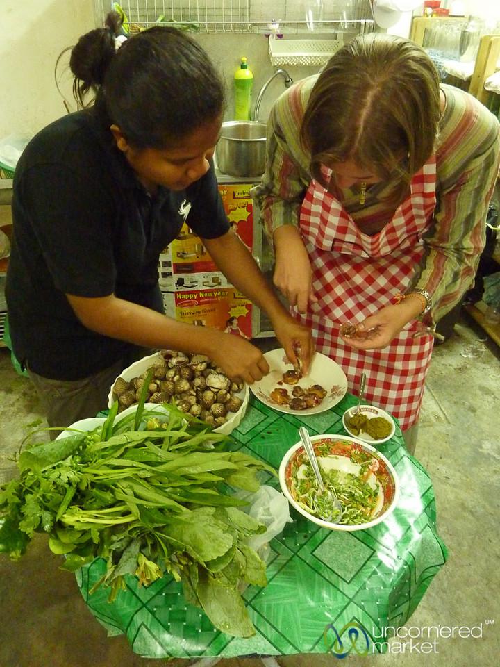 Thai Cooking Class - Koh Samui, Thailand