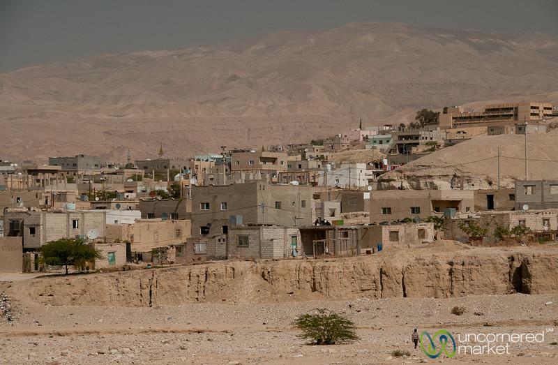 Dusty Towns Near the Dead Sea - Jordan