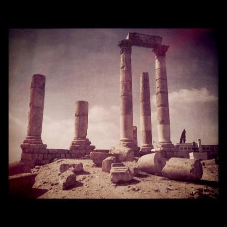 Citadel - Amman, Jordan