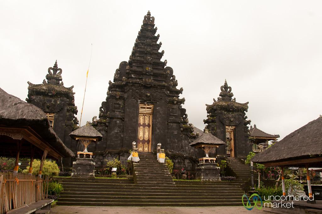 Besakih Temple's Main Temple - Bali, Indonesia