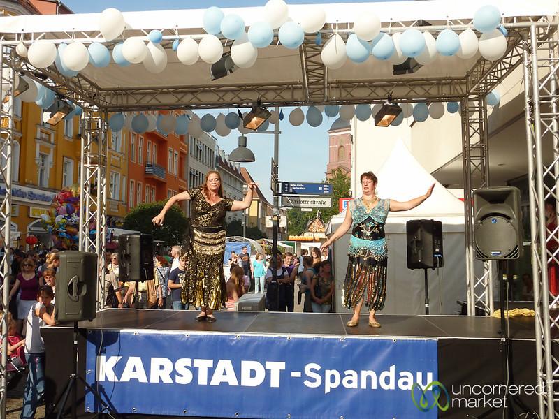 Belly Dancing in Spandau - Berlin